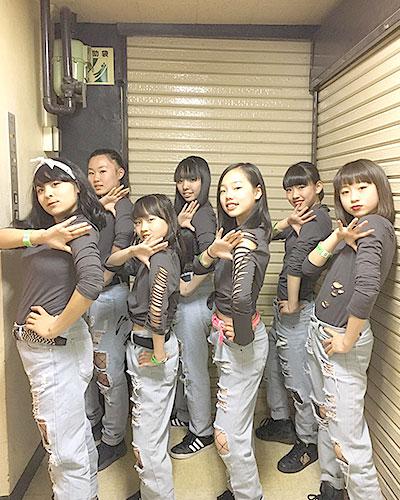 中学生チーム写真